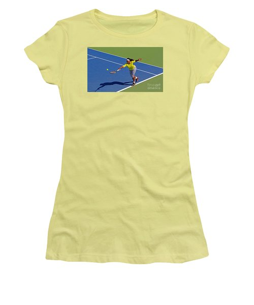Serena Williams 1 Women's T-Shirt (Athletic Fit)