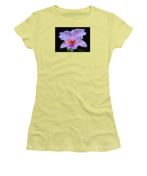 Serendipity Orchid Women's T-Shirt (Athletic Fit)