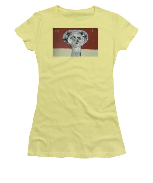 Sermones No 4  Women's T-Shirt (Athletic Fit)
