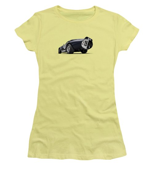 Shelby Daytona Women's T-Shirt (Athletic Fit)