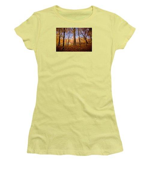 Shenango Paradise Women's T-Shirt (Athletic Fit)