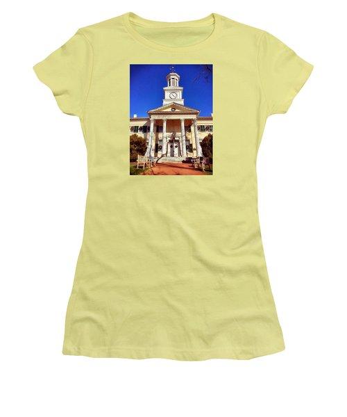 Shepherd University Women's T-Shirt (Athletic Fit)