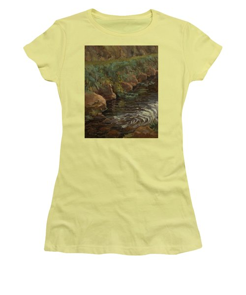 Sidie Hollow Women's T-Shirt (Athletic Fit)