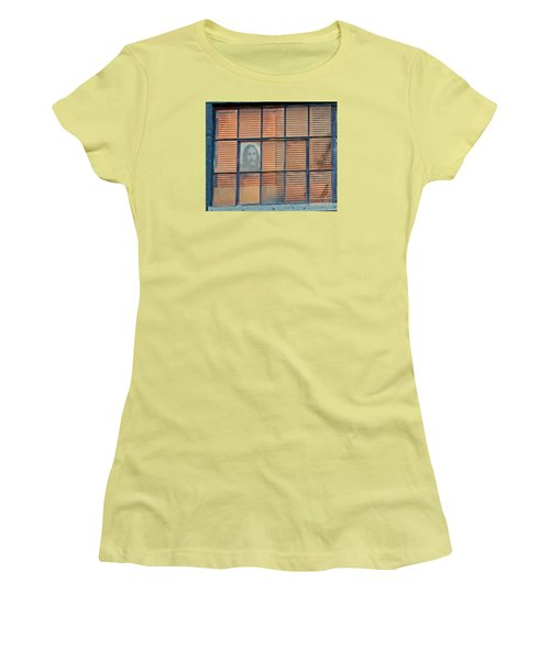 Silently Calling Women's T-Shirt (Junior Cut) by Joe Jake Pratt