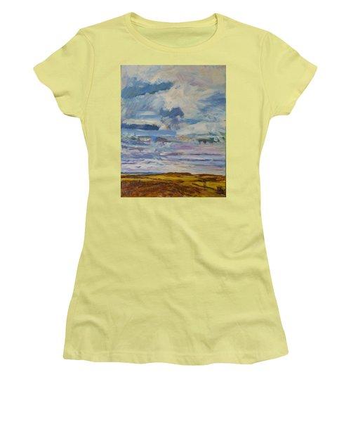Plain Glories Women's T-Shirt (Athletic Fit)
