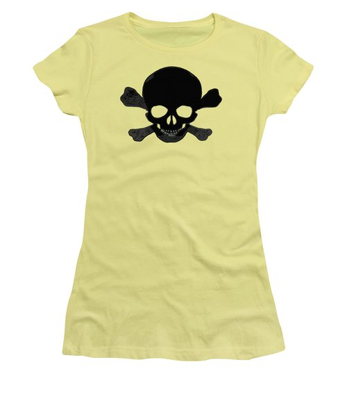 Skull Madness Women's T-Shirt (Athletic Fit)