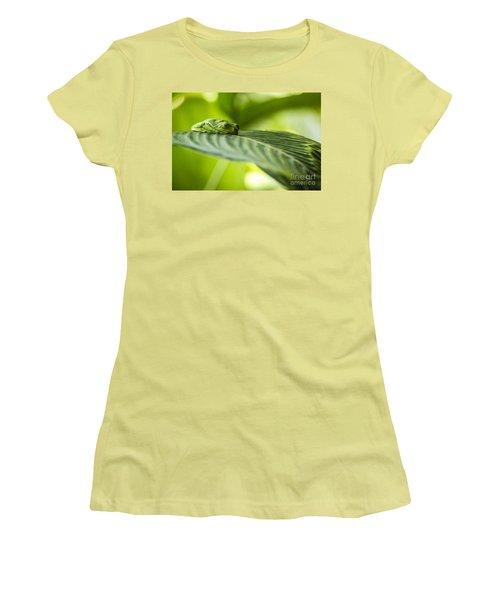 Sleeeepy Women's T-Shirt (Athletic Fit)