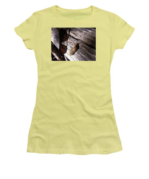 Slug Is Chillin Women's T-Shirt (Athletic Fit)