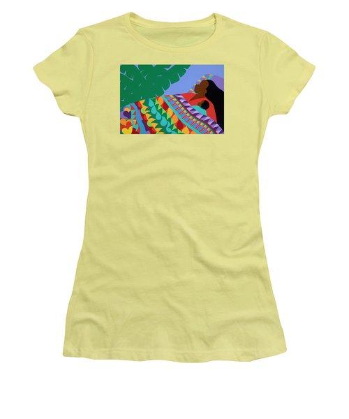 Slumber Women's T-Shirt (Athletic Fit)