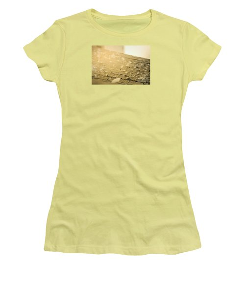 Snowflake Life Women's T-Shirt (Athletic Fit)