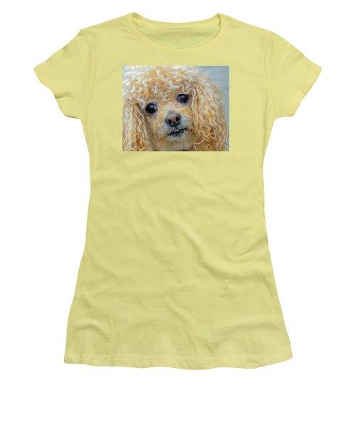 Snuggles Women's T-Shirt (Junior Cut) by Steven Richardson