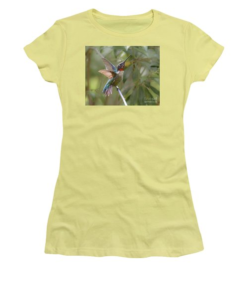 So Handsome Women's T-Shirt (Athletic Fit)