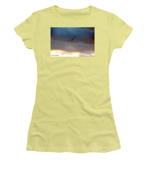 Soaring  Women's T-Shirt (Athletic Fit)