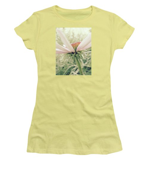 Soft Colors Women's T-Shirt (Junior Cut) by Tim Good