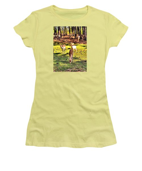 Something This Way Cometh Women's T-Shirt (Athletic Fit)