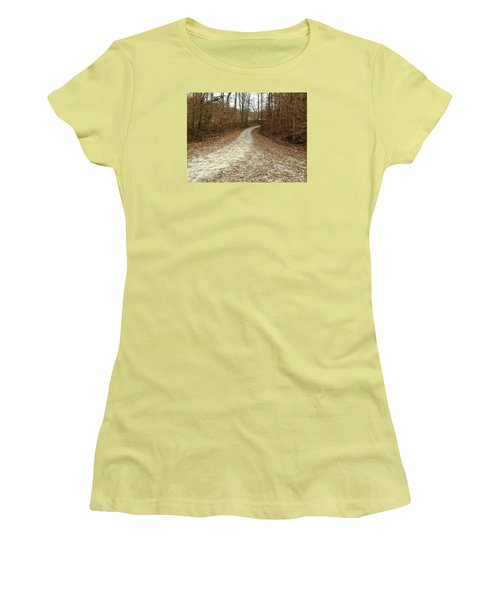 Somewhere Down The Road Women's T-Shirt (Athletic Fit)