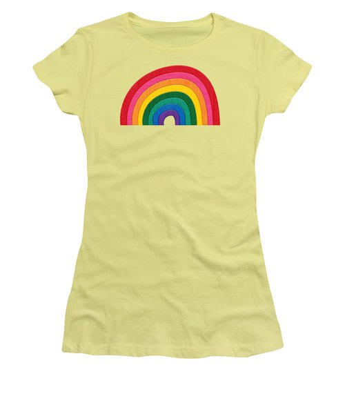 Somewhere Over The Rainbow Women's T-Shirt (Athletic Fit)