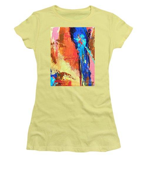 Song Of The Water Women's T-Shirt (Junior Cut)