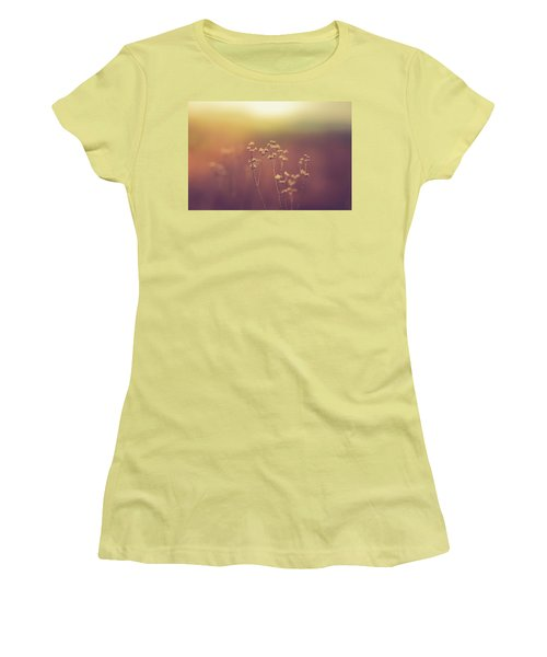 Women's T-Shirt (Junior Cut) featuring the photograph Souls Of Glass by Shane Holsclaw