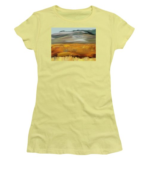 South Of Walden Women's T-Shirt (Athletic Fit)