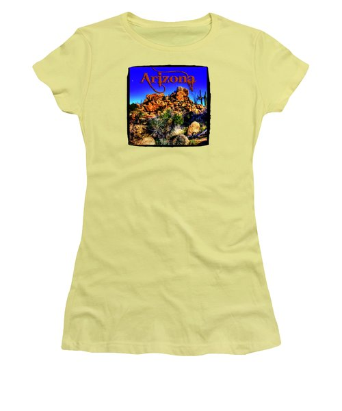 Southbound On Us 93 Women's T-Shirt (Athletic Fit)
