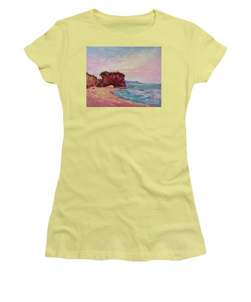 Southern Coast Women's T-Shirt (Athletic Fit)