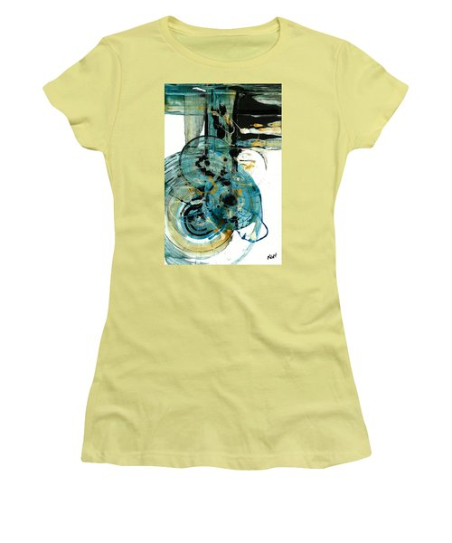 Spherical Joy Series 210.012011 Women's T-Shirt (Athletic Fit)