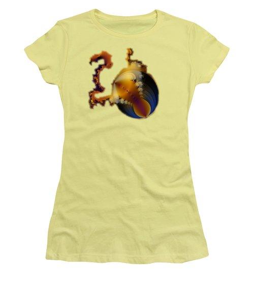 Spillage Women's T-Shirt (Athletic Fit)