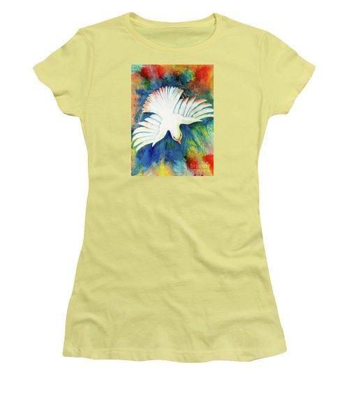 Spirit Fire Women's T-Shirt (Athletic Fit)