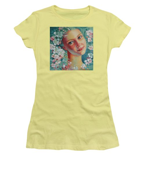 Spring B Women's T-Shirt (Athletic Fit)