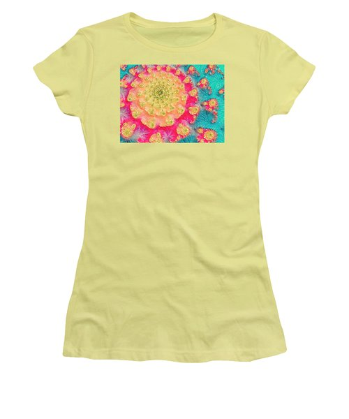 Spring On Parade 2 Women's T-Shirt (Junior Cut) by Bonnie Bruno