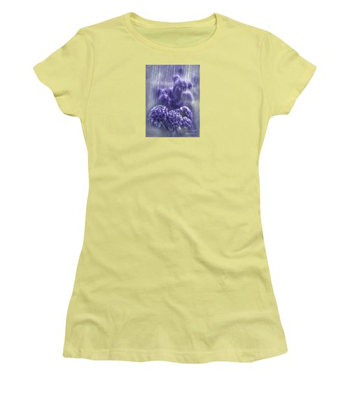 Spring Rain Women's T-Shirt (Athletic Fit)