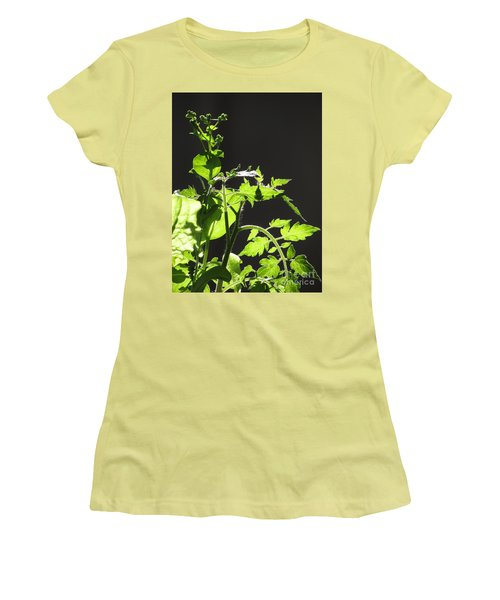 Spring103 Women's T-Shirt (Athletic Fit)