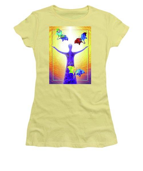 Springtime Women's T-Shirt (Athletic Fit)