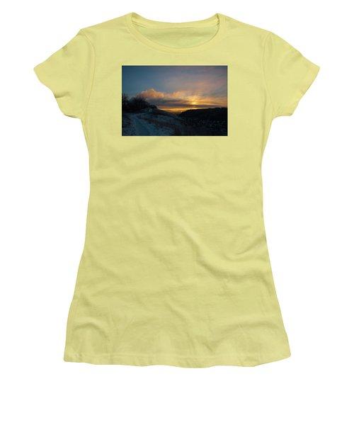 Srl-1 Women's T-Shirt (Athletic Fit)