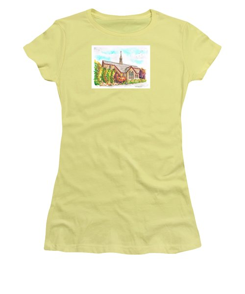 St. Mary's Catholic Church, Brighton, Utah Women's T-Shirt (Athletic Fit)
