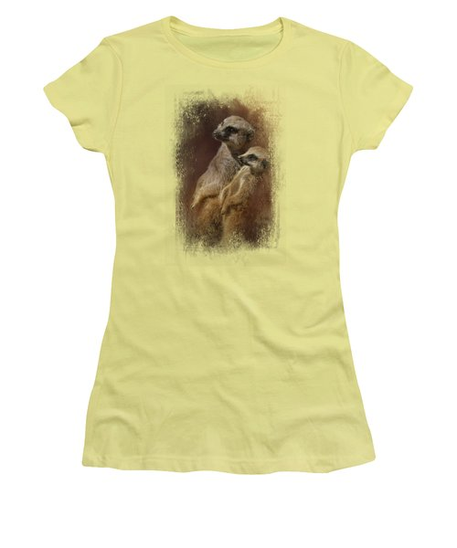Standing At Attention Women's T-Shirt (Athletic Fit)