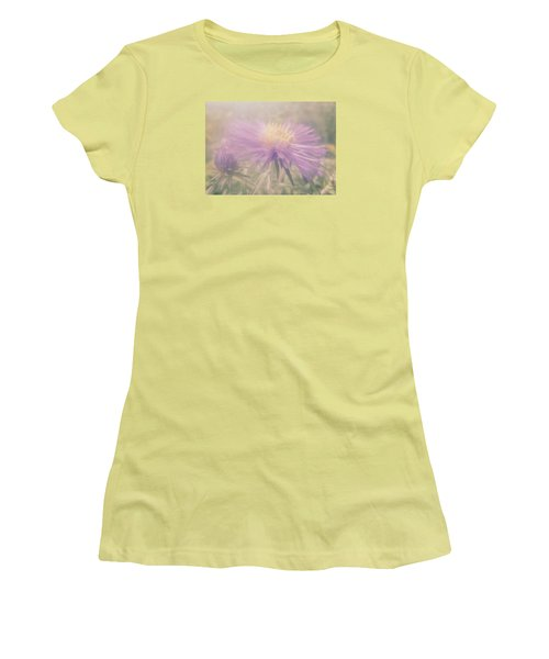 Star Mist Women's T-Shirt (Athletic Fit)
