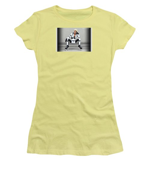 Star Wars By Knight 2000 Photography- Clone Trooper Women's T-Shirt (Athletic Fit)