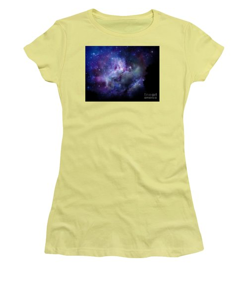 Starlight Women's T-Shirt (Athletic Fit)
