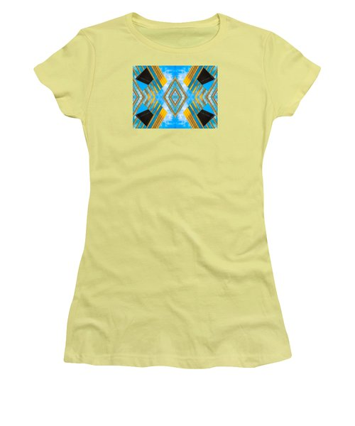 State And Grand Diamond N92 V3  Women's T-Shirt (Athletic Fit)