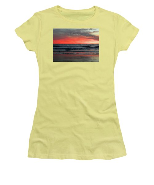 State Of Mind Women's T-Shirt (Junior Cut) by Everette McMahan jr