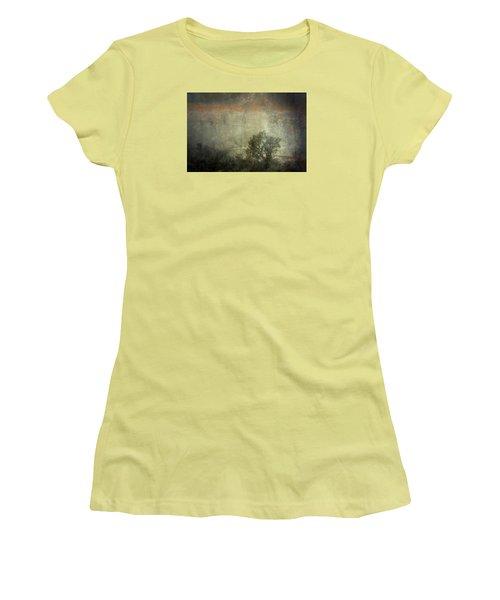 Station  Women's T-Shirt (Junior Cut) by Mark Ross