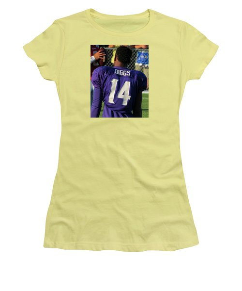 Stefon Diggs Women's T-Shirt (Athletic Fit)