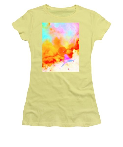 Women's T-Shirt (Junior Cut) featuring the photograph Stellar by Xn Tyler