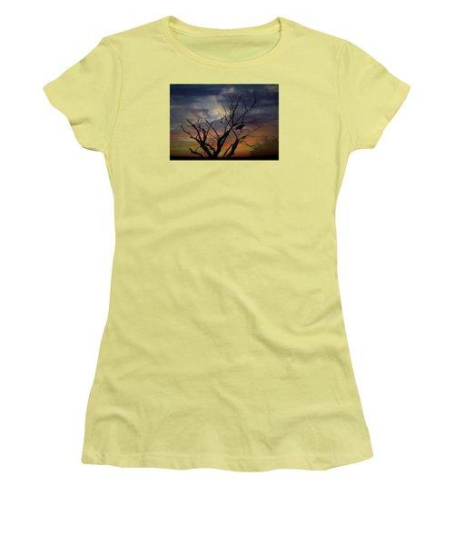 Still On My Mind Women's T-Shirt (Junior Cut) by Ellery Russell