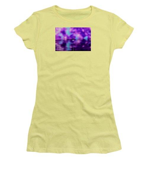Stillness Women's T-Shirt (Junior Cut)
