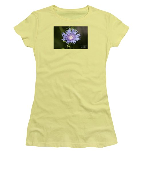 Stokes Aster 20120703_129a Women's T-Shirt (Athletic Fit)