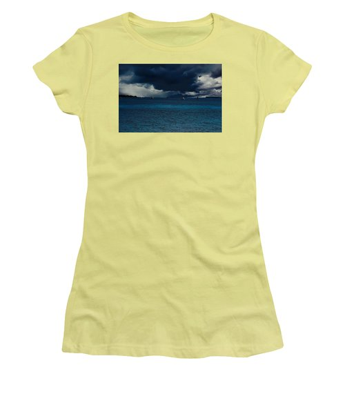 Storm Front Women's T-Shirt (Athletic Fit)