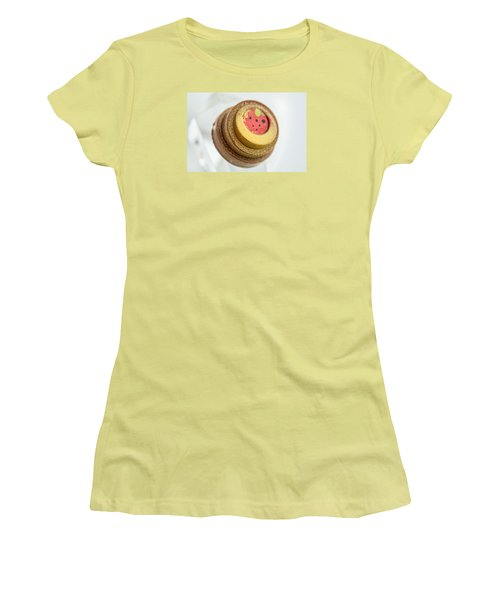 Strawberry Strawberry Women's T-Shirt (Athletic Fit)